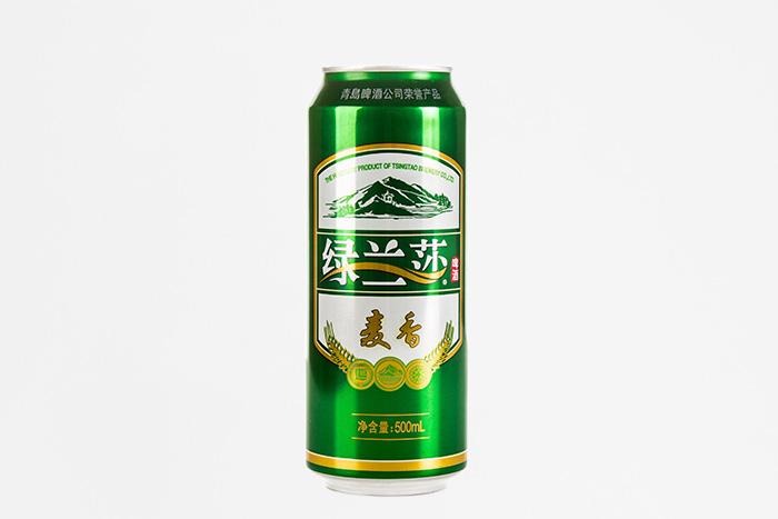 青岛啤酒绿兰莎